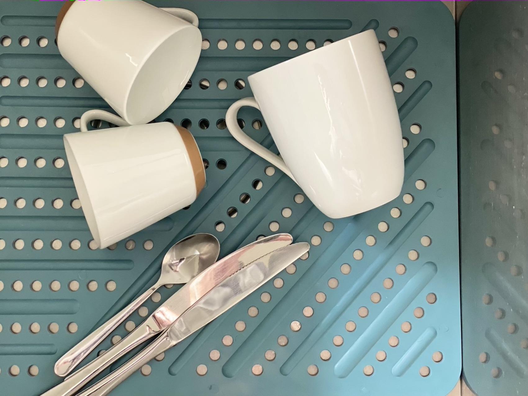 Dishwasher Protection Mat