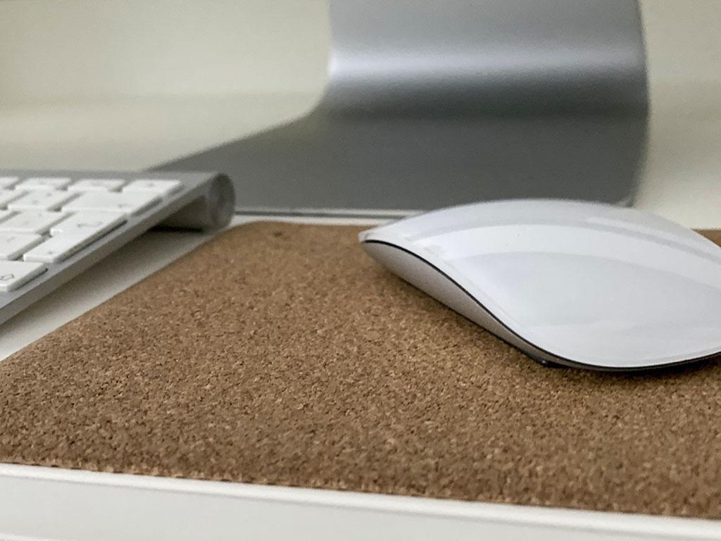 Natural Cork Mouse Pad
