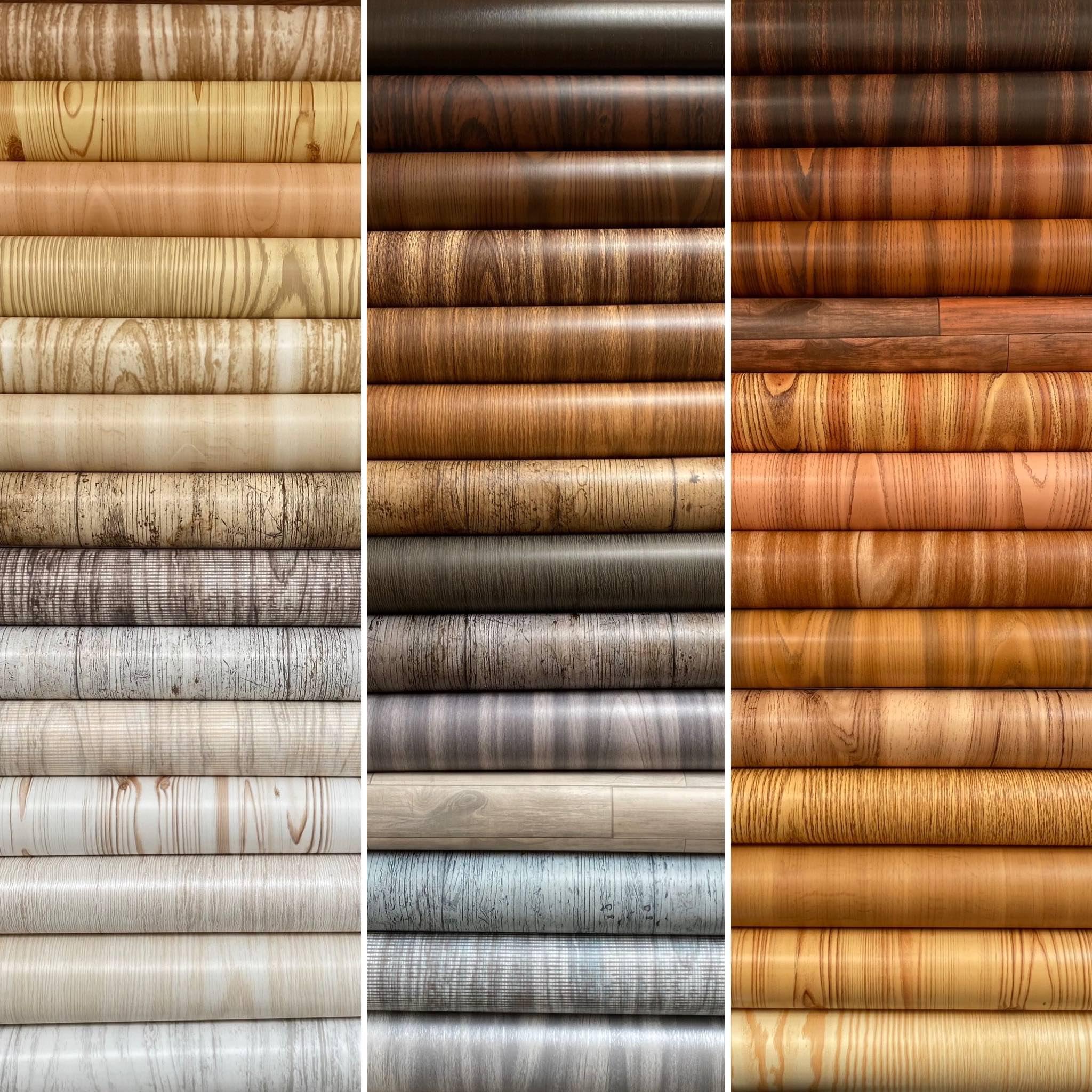 Shades of Wood – Self-Adhesive