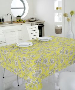 Bonita Table Cover with 2021 Pantone colors