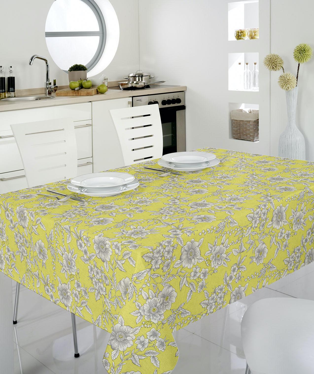 Bonita Table Cover with 2021 Pantone colors